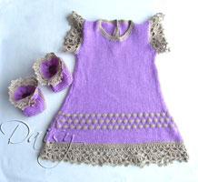 Платье Фиолетка