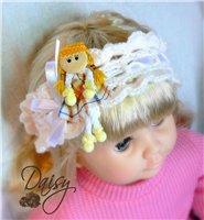 Повязка Кукла